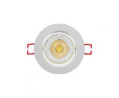 Spot LED intégré - 345 lumens - dimmable | Xanlite