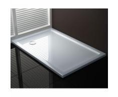 Receveur de douche 70x120x4 rectangle acrylique mod. UltraFlat