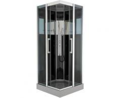 Cabine de douche carrée 90x90x225cm - COSMOS SQUARE