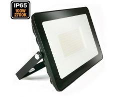 Projecteur LED 100W Ipad Blanc chaud 2700K Haute Luminosité
