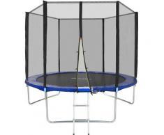Trampoline Garfunky - trampoline d´extérieur, trampoline de jardin, trampoline enfant - 305 cm