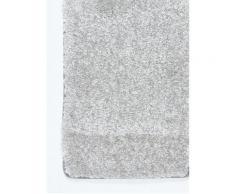 Tapis moderne 400x400 carre cm Carré EPAISSIA Gris Grand salon adapté au chauffage par le sol