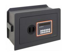 Arregui Plus C 181110 Coffre-fort à emmurer, 10mm, fond extensible, ouverture à code électronique,