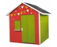 Petite cabane en bois pour enfant - Igor