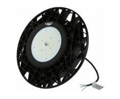 Tonffi 200W UFO Spot LED Thare de Travail LED 24000LM Projecteur Industriel Rond IP65 Étanche pour