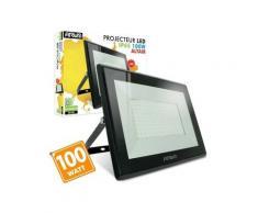 Projecteur LED 100W 8500 Lumens IP65 de V-TAC | Blanc froid 6500K