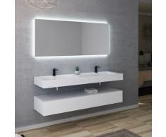 Distribain - Meuble de salle de bain AVELLINO 1600