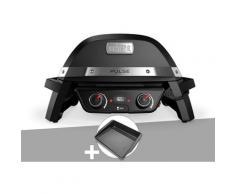 Barbecue électrique Weber Pulse 2000 + Plancha