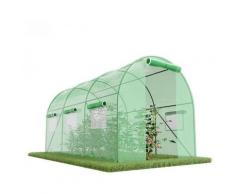Green Roof - Serre de Jardin Tunnel 7m2 - 3,5x2m