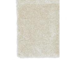 Tapis moderne 400x400 carre cm Carré EPAISSIA DELUXE Blanc Grand salon adapté au chauffage par le