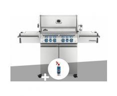 Barbecue à gaz Prestige Pro 500 + Nettoyant grill 3 en 1 - Napoleon