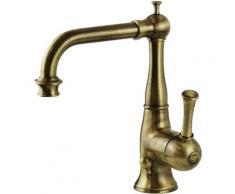Mitigeur de lavabo Bugnatese denver 6413 | Bronze