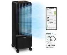 Maxflox Smart 3-in1 Rafraîchisseur d'air Ventilateur Humidificateur 5L WiFi Télécommande 2x pack de