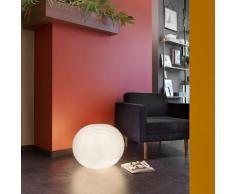 Sphère lampadaire design extérieur intérieur moderne Molly - Slide
