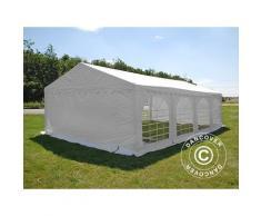 Tente de réception Original 6x8m PVC, Blanc