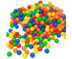 Littletom - Balles colorées de piscine 6000 Pièces