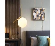 Asupermall - Boule De Verre Applique Murale Moderne Applique Appliques Murales Lampe De Lecture