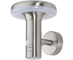 LED Lampe Exterieure Detecteur De Mouvement 'Pepina' en inox