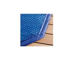 Bâche à bulles pour piscine bois Ubbink rectangulaire Modèle - Linea 8,00 x 5,00m rectangulaire