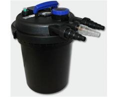 Mercatoxl - MercartoXL Étang pression jeu de filtres skimmer de tube 6000l 11W UVC NEO8000 CSP-250