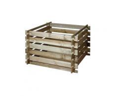Composteur en bois Primo