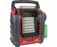 "Mr.Heater Chauffage portatif ""Buddy"" au gaz - pour volume 21 m³ maximum"
