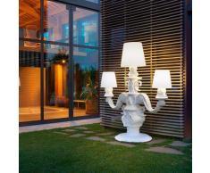 Lampadaire candélabre design moderne Slide King of Love