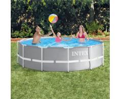 Ensemble de piscine Prism Frame 366 x 99 cm 26716GN - Intex