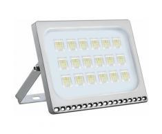 3 PCS 100W Projecteur LED SMD Lampe Extérieure Blanc Froid LLDUK-D6NPT100W220VX3