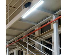 Boitier Etanche LED 150cm 48W IP65 120 Deg | Température de Couleur: Blanc froid 6400K