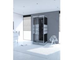 Cabine de douche 90 carrée 90x90x225cm - SCRATCHY 90