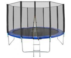 Trampoline Garfunky - trampoline d´extérieur, trampoline de jardin, trampoline enfant - 366 cm