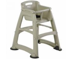 "chaise enfant ""sturdy chair"" gris,"