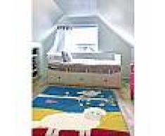 Tapis enfant Owl and Sheep Multicouleur 120x170 cm - Tapis pour chambre d'enfants/bébé