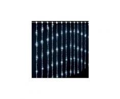 Rideau lumineux exterieur 840 led blanc - dim : h200 x l300cm-pegane-