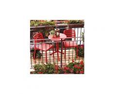 Petit salon de jardin & terrasse design costa spritz nardi