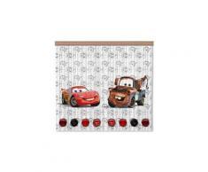Rideaux cars flash mcqueen et martin disney - light : 180x160 cm
