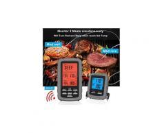 Sans thermomètre à viande thermomètre alimentaire de cuisson étanche pour barbecue cuisine 5034