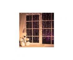 Dreamhouse Snow Guirlande lumineuse de Noël 16m 320x LED Effet neige - blanc chaud