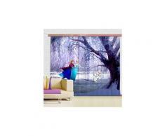 Rideaux elsa & anna la reine des neiges disney-occultant : 280x245 cm