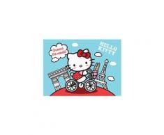 Poster xxl hello kitty paris sanrio