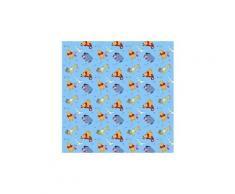 Rideaux winnie l'ourson rise et shine disney-standard : 180x160 cm