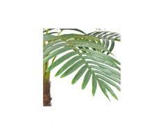 Icaverne - fleurs et plantes artificielles inedit palmier artificiel avec pot 240 cm vert