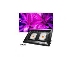 Full spectrum lumière hydroponique led grow lampe pour plantes d'intérieur d'éclairage extérieur à effet de serre ampoule led