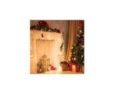 Dreamhouse Flash Guirlande lumineuse de Noël 16m 320x LED Effet flash - blanc chaud