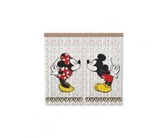 Rideaux minnie & mickey disney-voilage : 180x160 cm