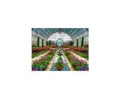 Puzzle 1500 pièces : jardin en serre