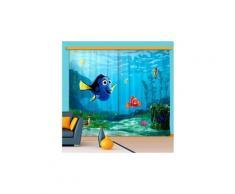 Rideaux némo dory & marin disney-standard : 280x245 cm