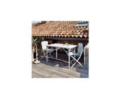 Chaise pliante design intérieur & extérieur zac classic nardi