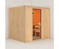 Karibu Sauna traditionnel modulable SODIN 3 à 4 places 68mm KARIBU